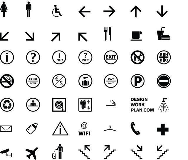 Шрифты-символы