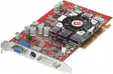 Драйвера для видеокарт ati radeon 9600