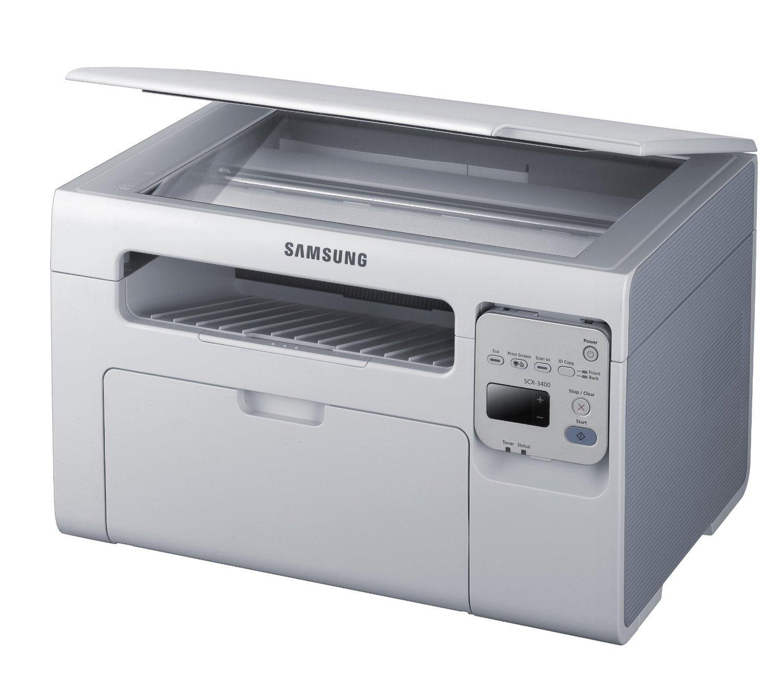 Скачать драйвер для принтера Samsung SCX-3400