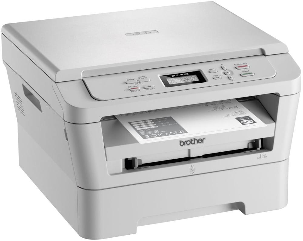 Скачать драйвер принтера Brother DCP-7057WR