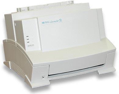Скачать драйвер на принтер hp laserjet 5l