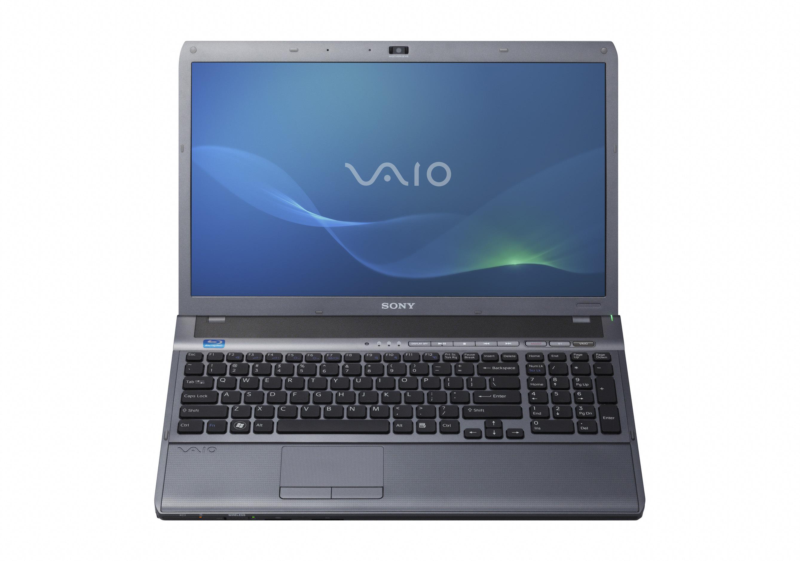 Драйвера ноутбук Sony VAIO PCG-81211V